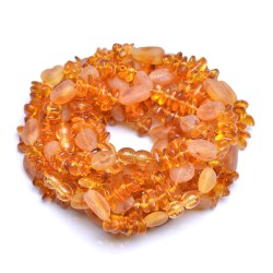 Wholesale - 10 Baltic Amber Bracelets - Casual Amber Bracelets - Genuine Amber