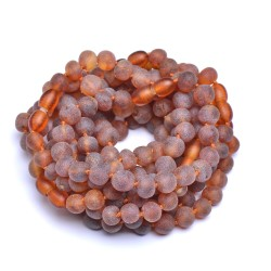 10 Raw Baltic Amber Bracelets - Handmade Authentic Baltic Amber Bracelets